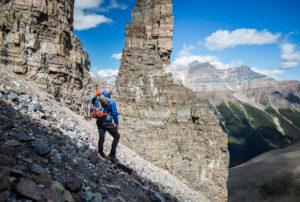 Cardiac Arete Shoot - Grand Sentinel - Sentinel Pass, Alberta-1542