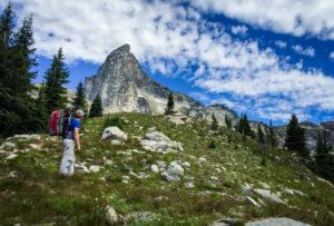 Mt. Gimli Approach - Valhalla Provincial Park, BC-