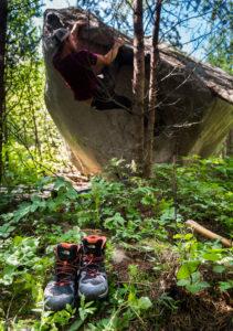 Ultra Hike II GTX - Blueberry Boulders - Ignace, Ontario-1372